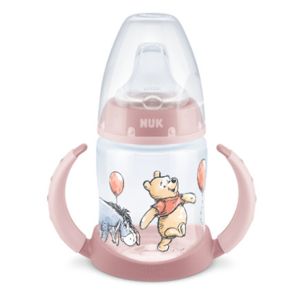 NUK Bottiglia da bere First Choice + Disney Winnie the Pooh