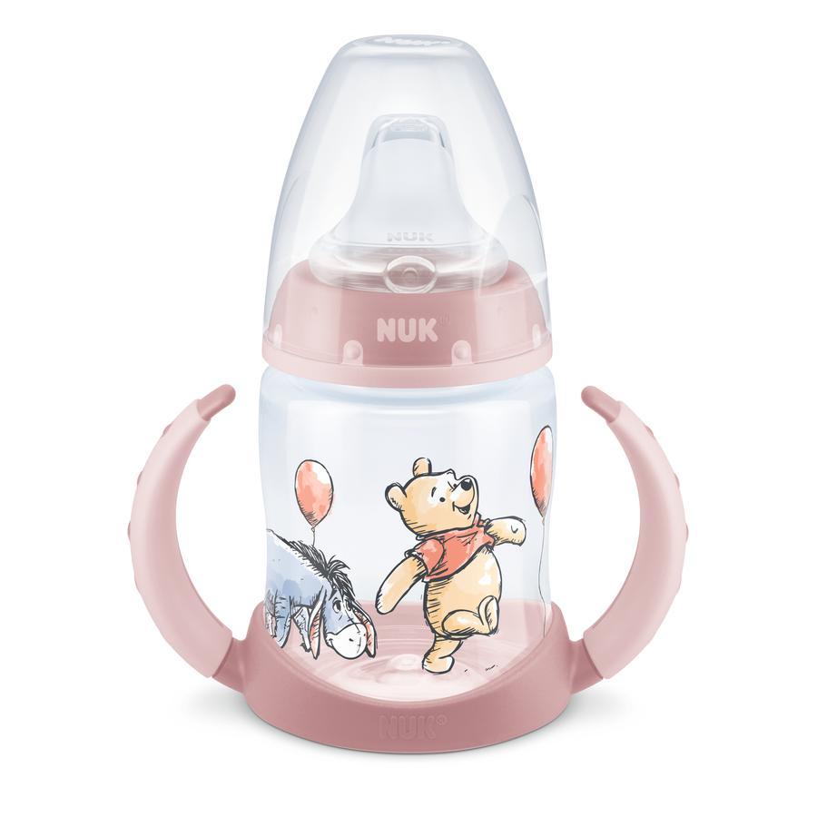 NUK Trinklernflasche First Choice+ Disney Winnie Puuh