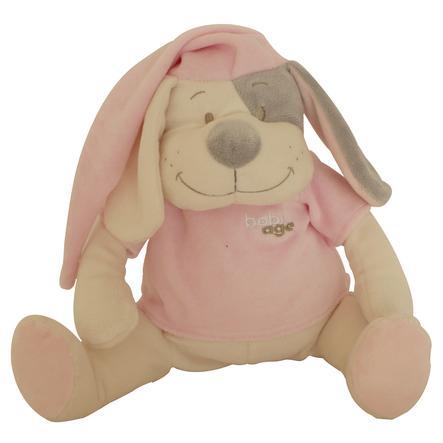 Doodoo Babiage pes světle růžový