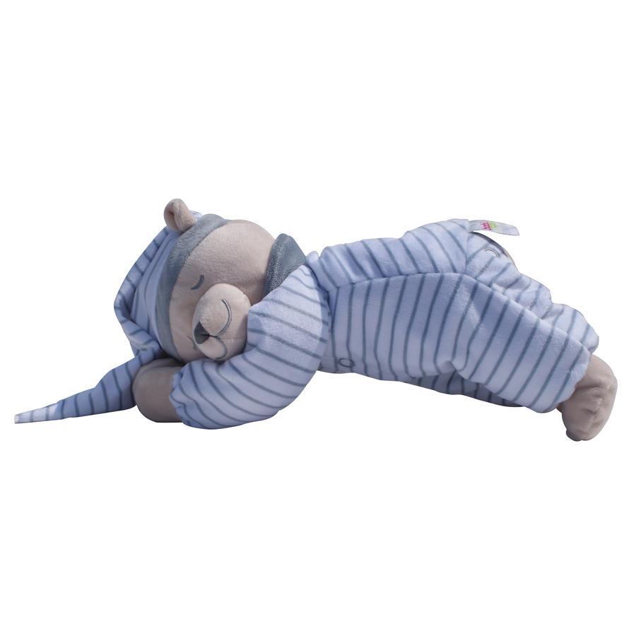 Babiage Doodoo Bär Streifen grau