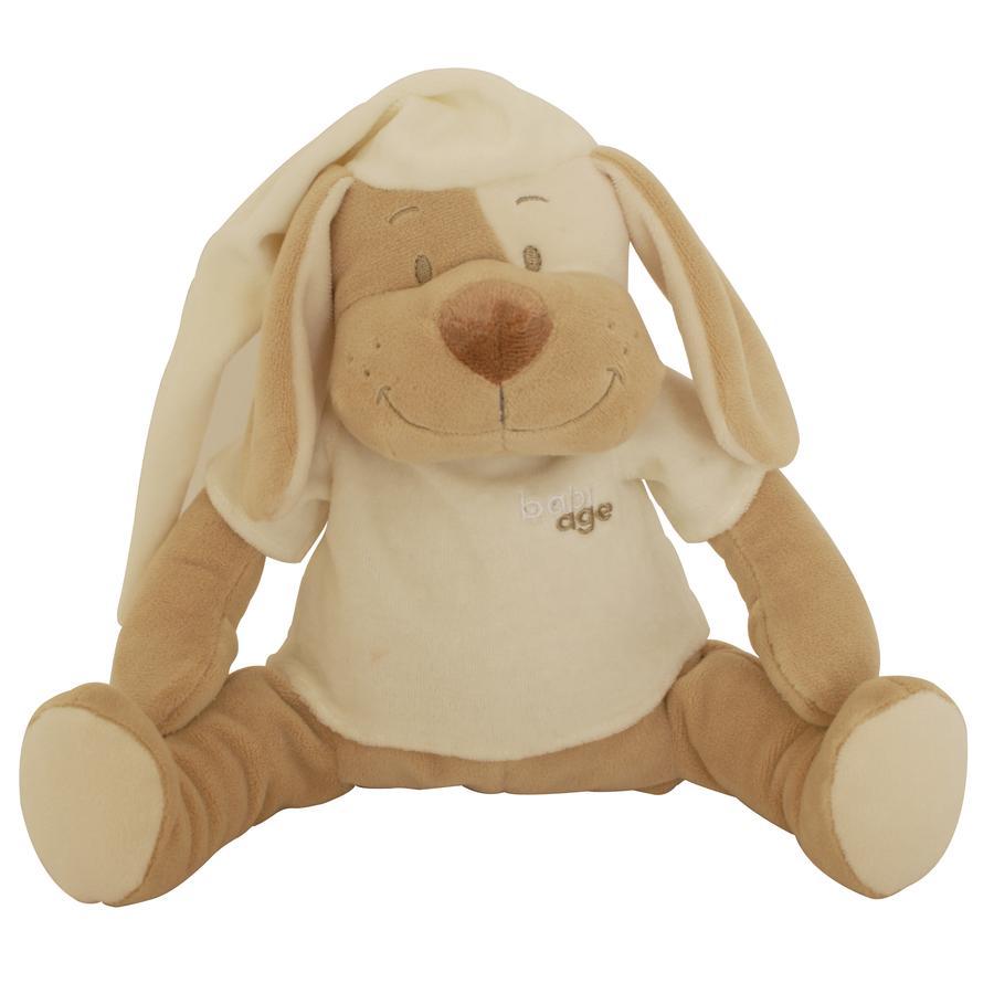 Babiage Doodoo peluche musicale chien beige bruits blancs