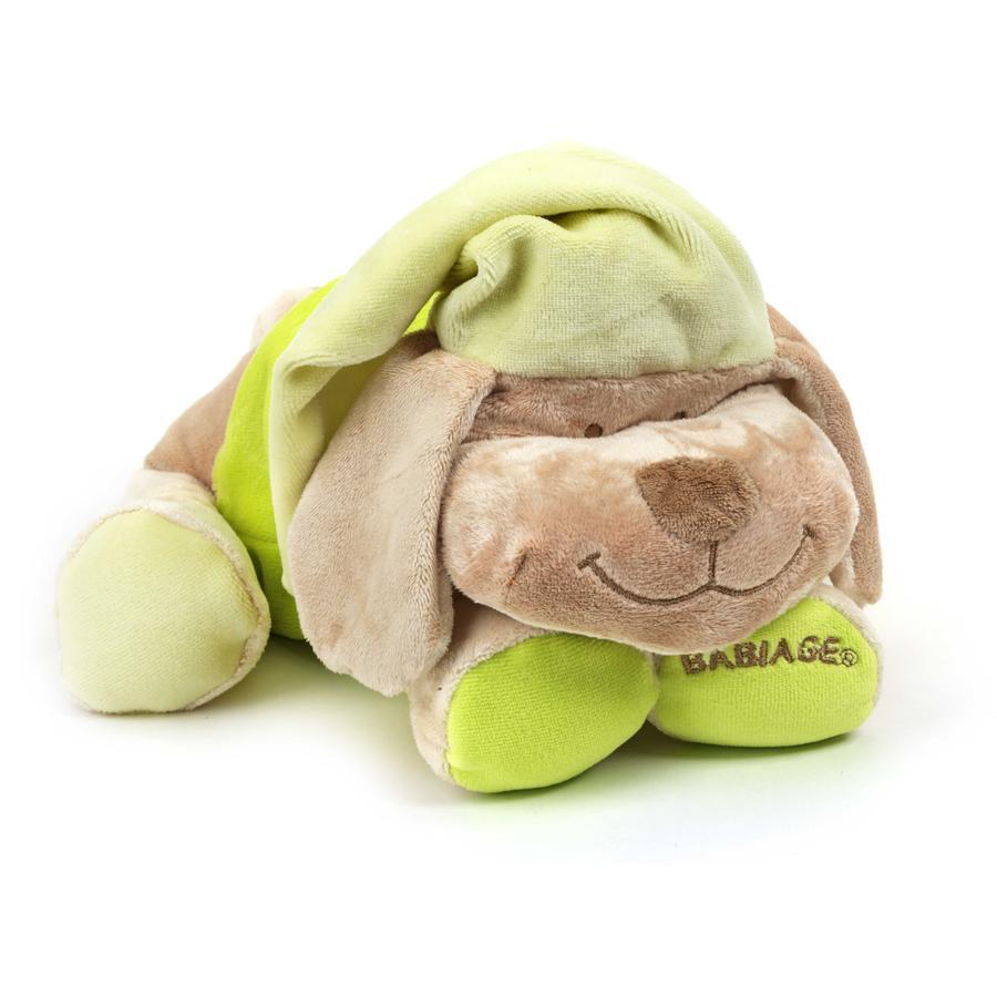 Babiage Doodoo hund grön-lime