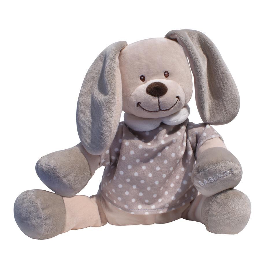 Babiage Doodoo Bunny brun prikket