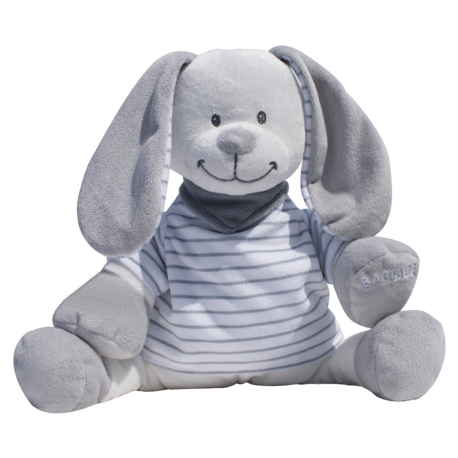 Babiage Doodoo Bunny striber grå