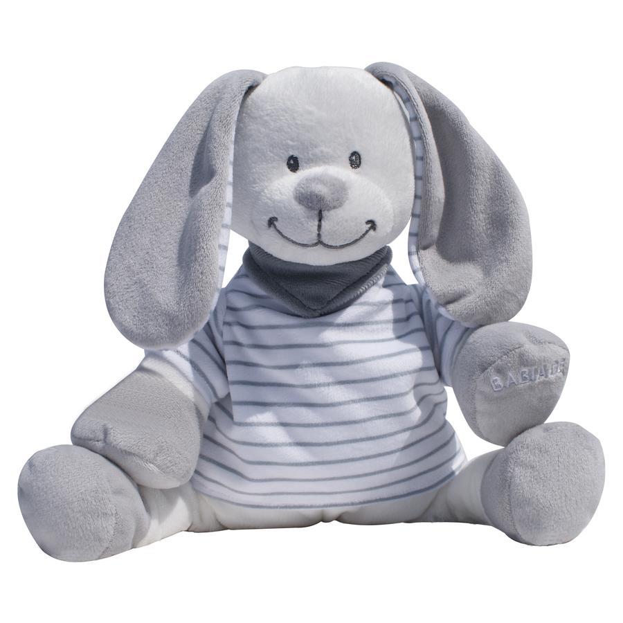 Babiage Doodoo Hase Streifen grau