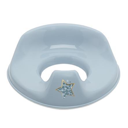bébé-jou ® toiletzitting de Luxe Leopard Blue