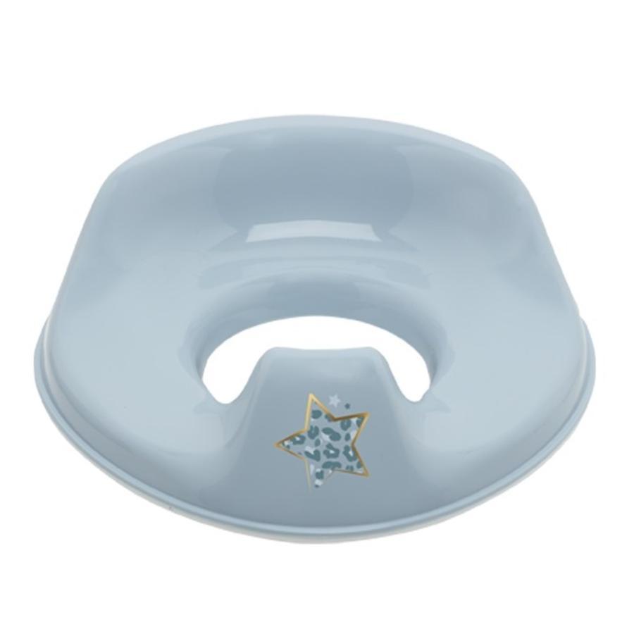 bébé-jou® Réducteur de toilette enfant de Luxe léopard bleu