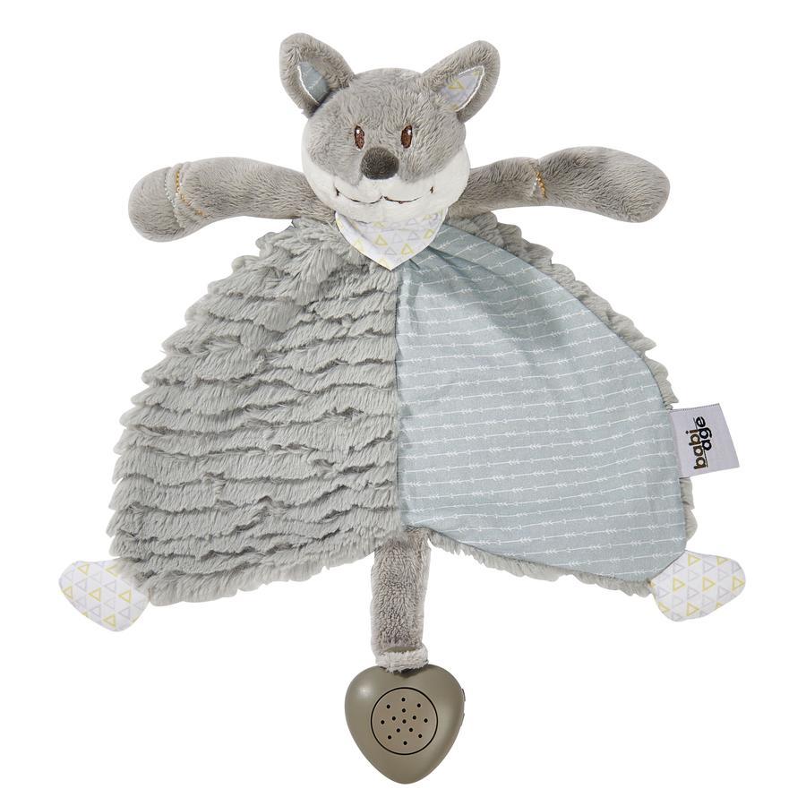 Doodoo Babiage Fox flat šedá