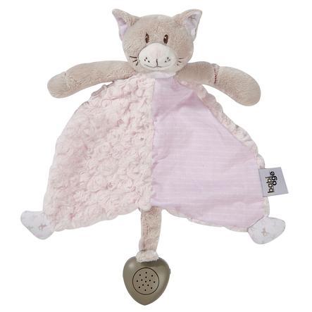Babiage Fox y flat Doodoo pink