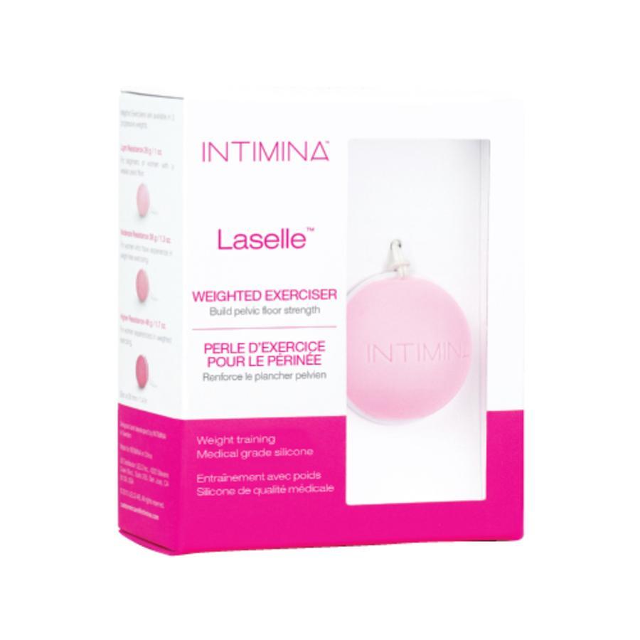 Intimina Entraîneur pour rééducation périnéale boules vaginales Laselle 28 g