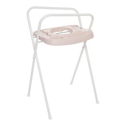 bébé-jou ® Stojak Blush do kąpieli Dziecko Różowy 98cm