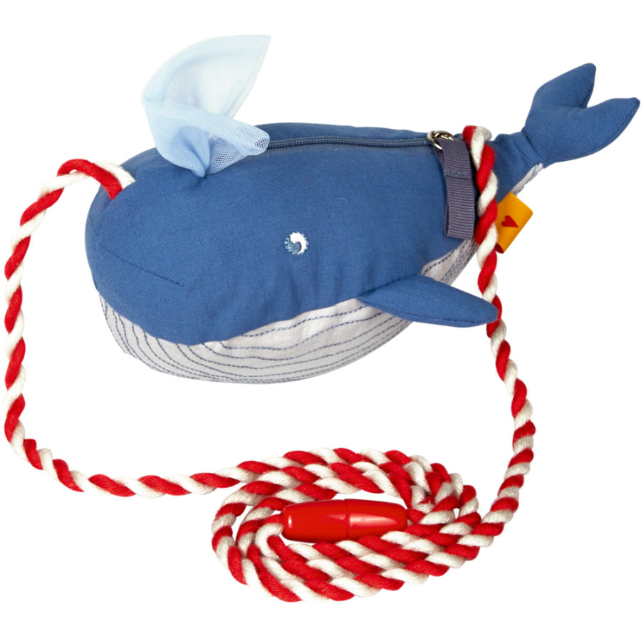 SPIEGELBURG COPPENRATH Whale Bag Animal Pocket Theater