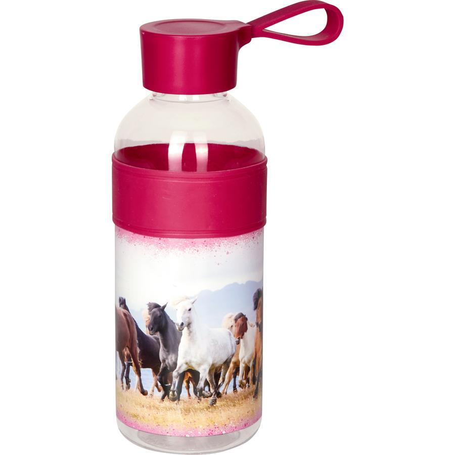 SPIEGELBURG COPPENRATH Trinkflasche Pferdefreunde 0,6l