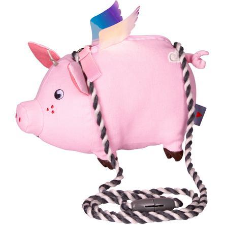 SPIEGELBURG COPPENRATH Schweinchen-Tasche Tierisches Taschentheater