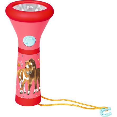 SPIEGELBURG COPPENRATH Taschenlampe Mein kleiner Ponyhof