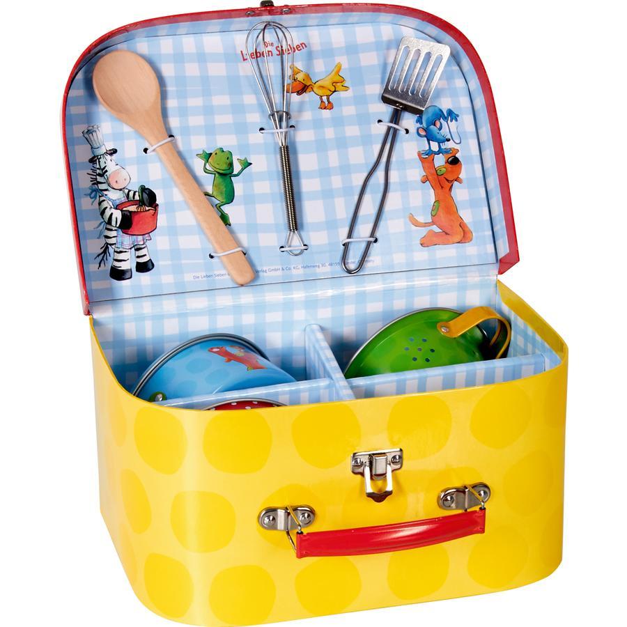 COPPENRATH SPIEGELBURG Accessoires de cuisine enfant Les adorables 7