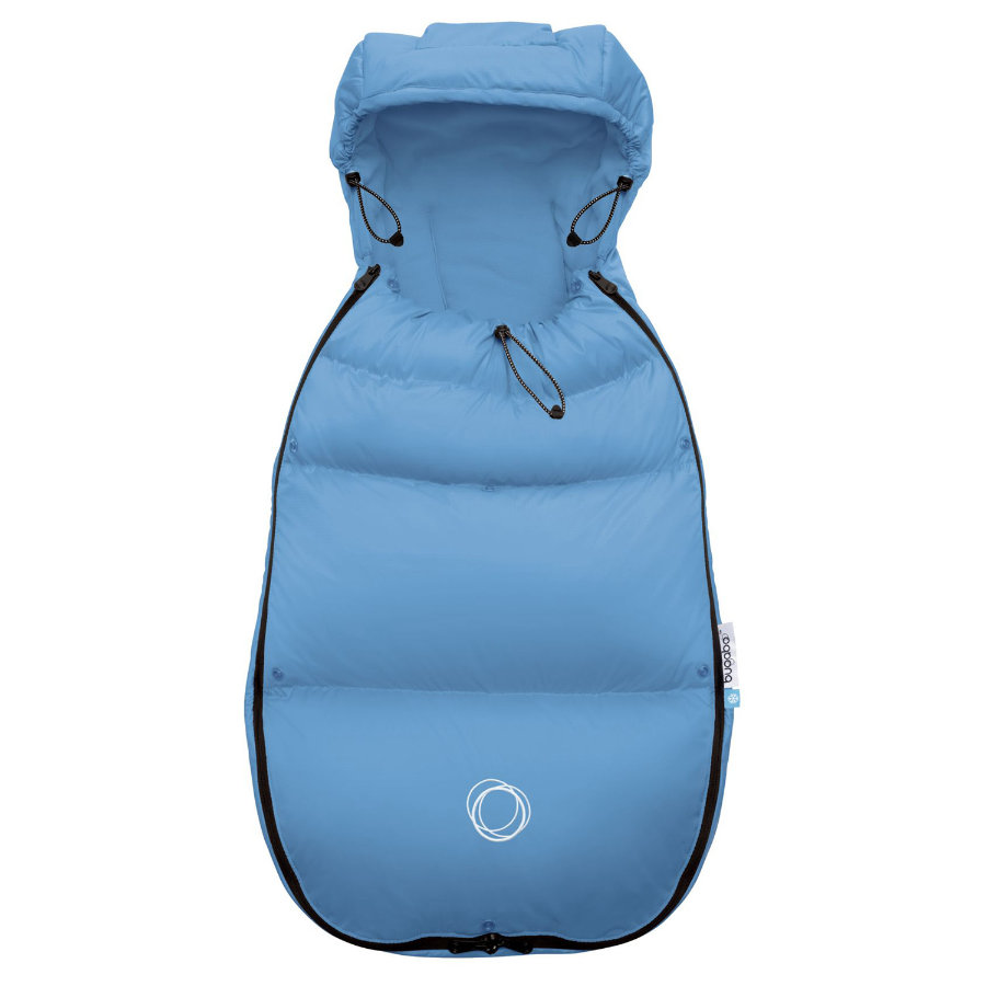 bugaboo Fußsack High Performance Ice Blue