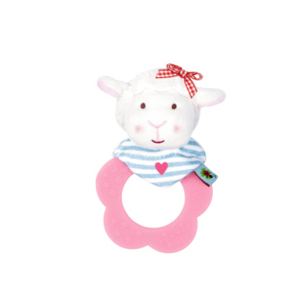 SPIEGELBURG COPPENRATH Teething ring lamb baby lamb baby luck