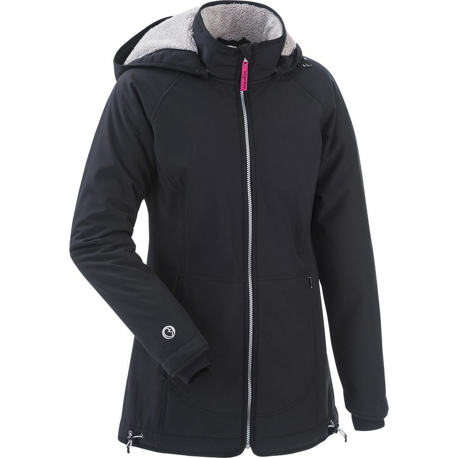 mamalila All-weather-bærende jakke sort
