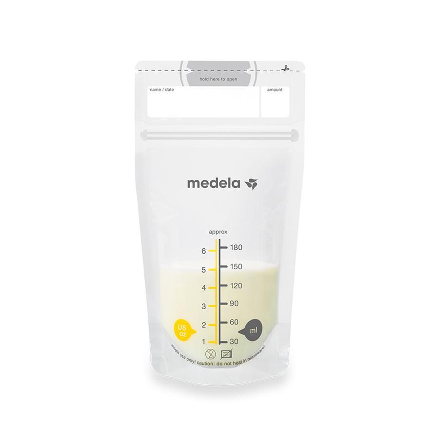 Medela Muttermilchbeutel 180 ml 50 Stück