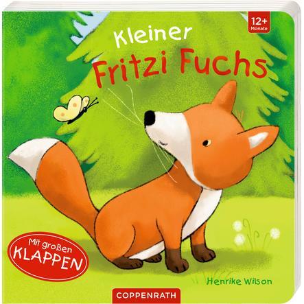 SPIEGELBURG COPPENRATH Kleiner Fritzi Fuchs