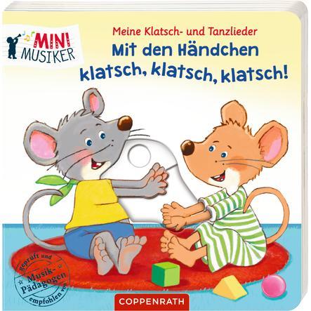 SPIEGELBURG COPPENRATH Meine Klatsch- u.Tanzlieder: Mit den Händchen... (M-Musiker)