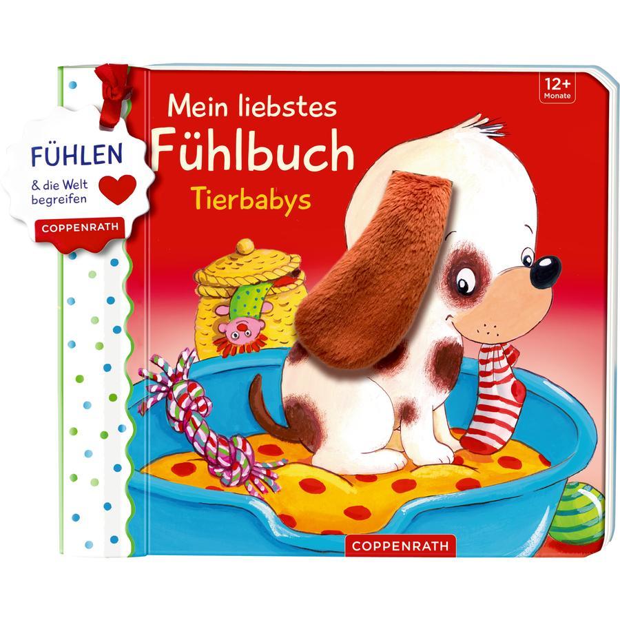 SPIEGELBURG COPPENRATH Mein liebstes Fühlbuch: Tierbabys (Fühlen&begreifen)