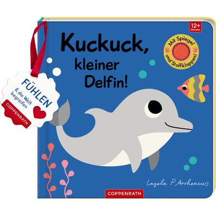 SPIEGELBURG COPPENRATH Mein Filz-Fühlbuch: Kuckuck, kl. T-Rex! (Fühlen&begreifen)