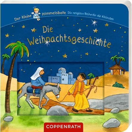 SPIEGELBURG COPPENRATH Die Weihnachtsgeschichte (mit Schiebern) Kl. Himmelsbote
