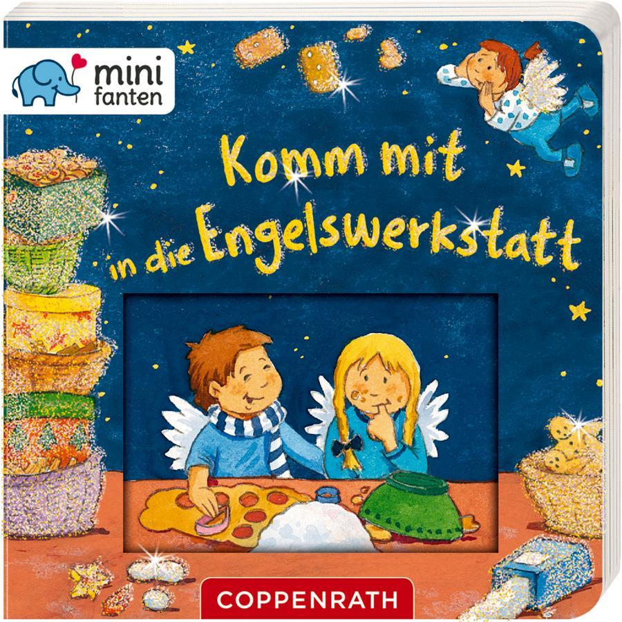 SPIEGELBURG COPPENRATH minifanten 22: Komm mit in die Engelswerkstatt
