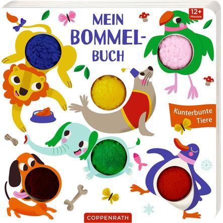 SPIEGELBURG COPPENRATH Mein Bommel-Buch: Kunterbunte Tiere