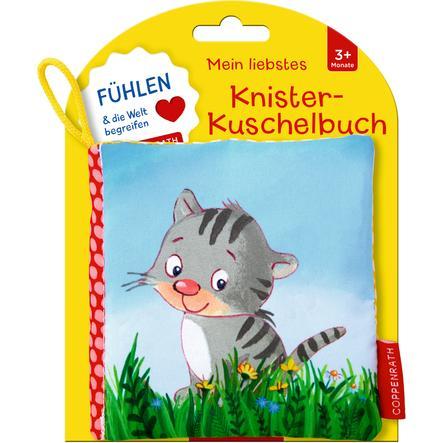SPIEGELBURG COPPENRATH Mein liebstes Knister-Kuschelbuch: Tierkinder (Fühlen&begr.)