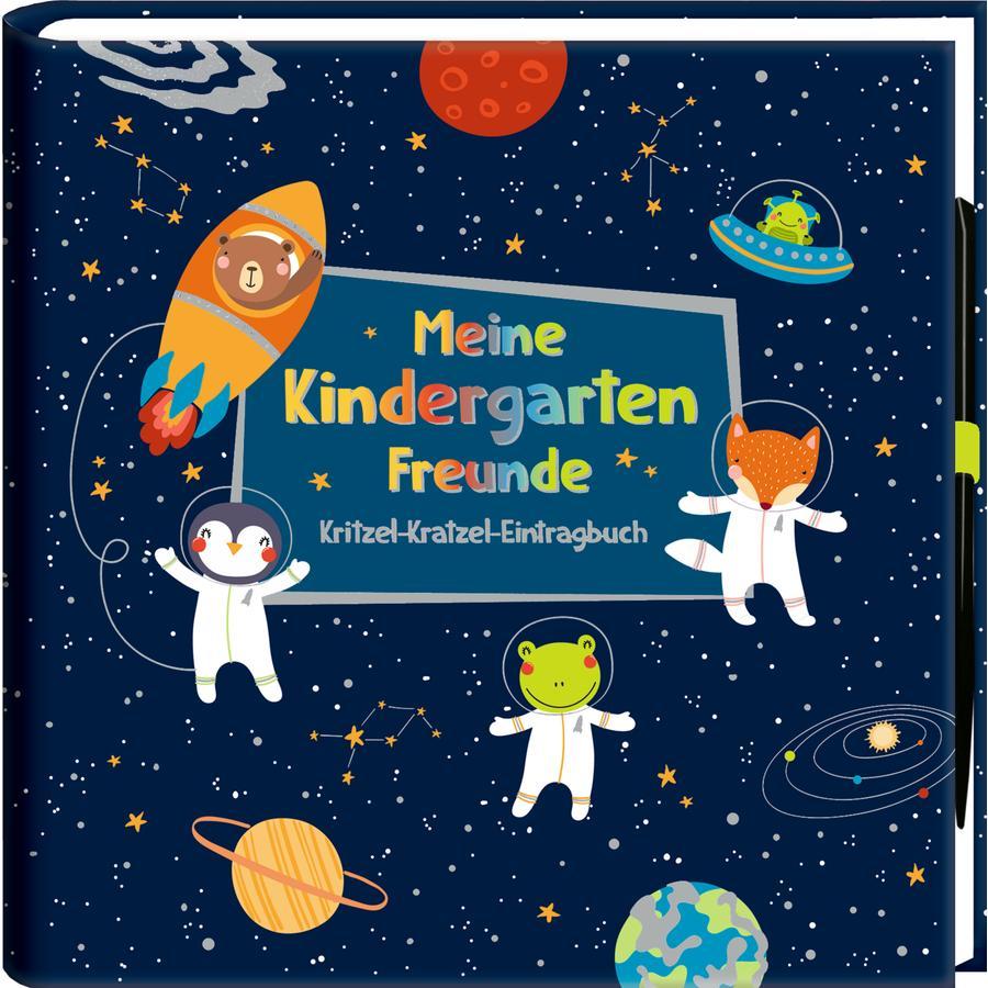SPIEGELBURG COPPENRATH Freundebuch: Outer Space - Meine Kindergartenfreunde