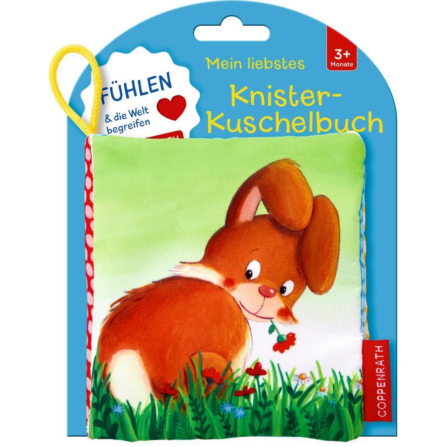 SPIEGELBURG COPPENRATH Mein lieb. Knister-Kuschelbuch: Bauernhoftiere (Fühlen&beg.)