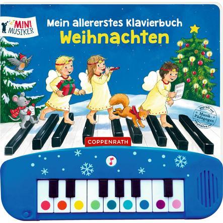 SPIEGELBURG COPPENRATH Mein allererstes Klavierbuch: Weihnachten (Mini-Musiker)