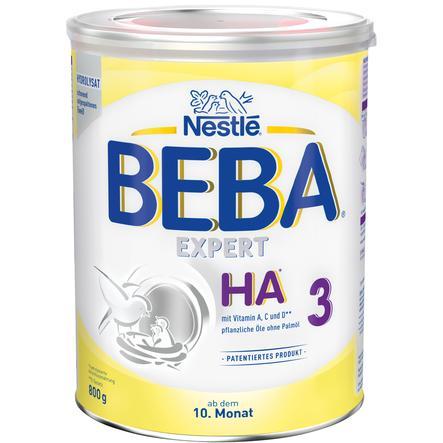 Nestlé Folgenahrung BEBA EXPERT HA 3 800 g ab dem 10. Monat