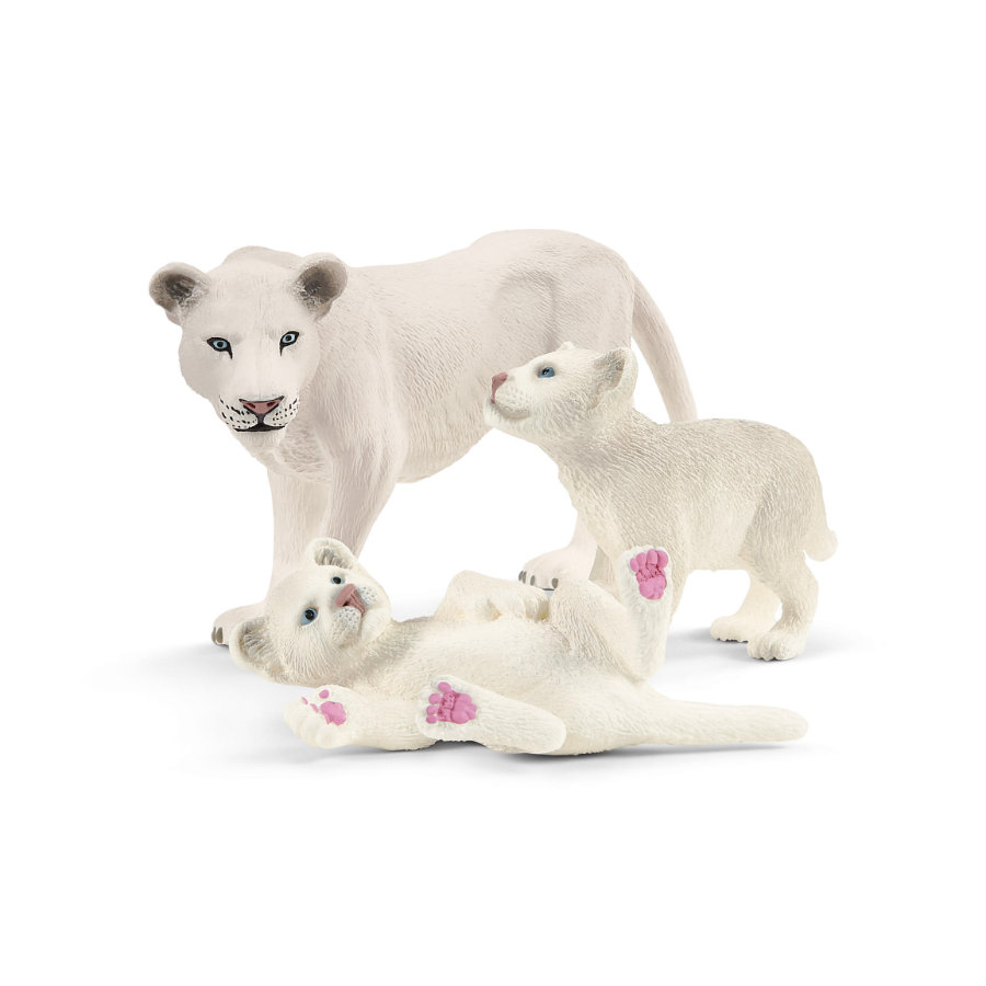 Schleich Löwenmutter mit Babys 42505