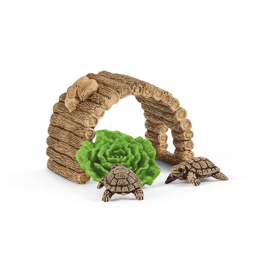 Schleich Zuhause für Schildkröten 42506
