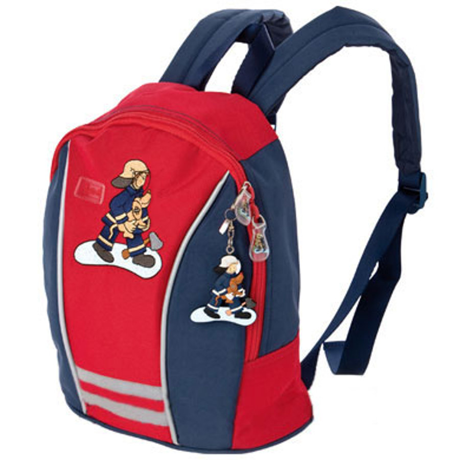 SIGIKID Frido Firefighter Backpack