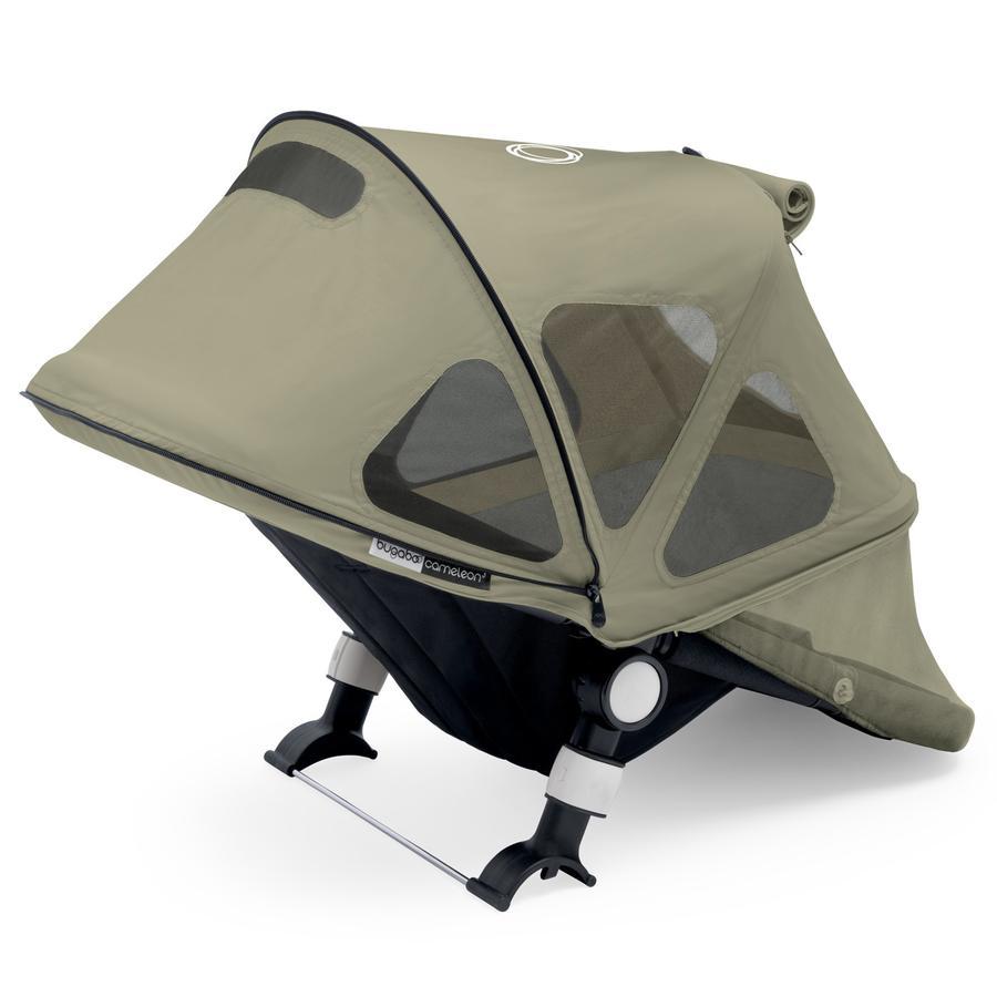 bugaboo Donkey Sun Canopy Dark Khaki