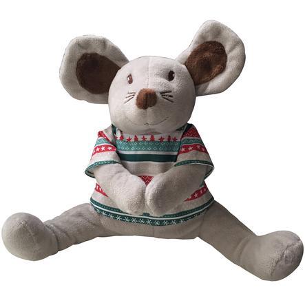 Babiage Doodoo Mouse Xmas farverig
