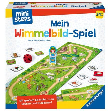 Ravensburger mini step ® Mitt skjulte objektspill