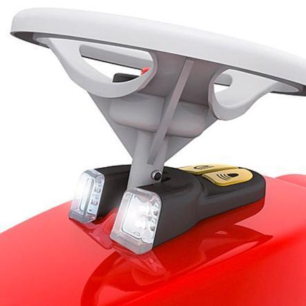 BIG LED - Svítilna pro Bobby Auta, klasik a pro Nová  Bobby Auta