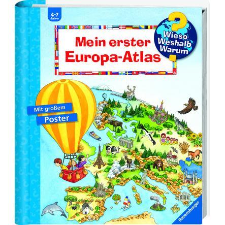 Ravensburger Sonderband Mein erster Europa-Atlas