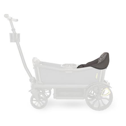 Veerse inlegzool voor baby's grijs