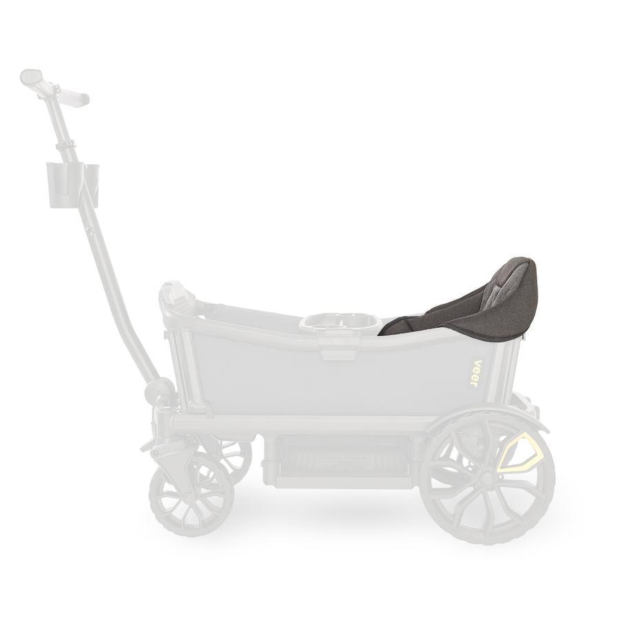 Veer Siège bébé pour chariot de transport gris