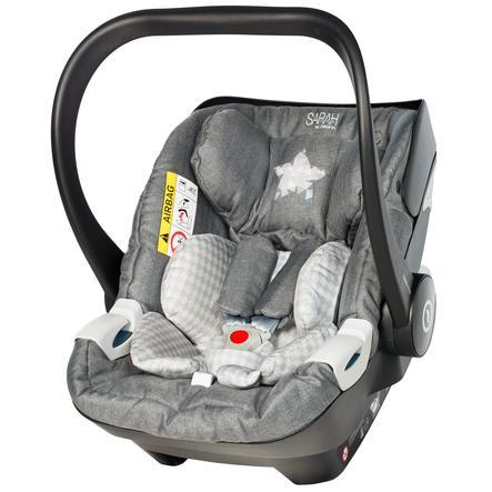 osann Babyschale coco i-Size Star - grau by Sarah Harrison