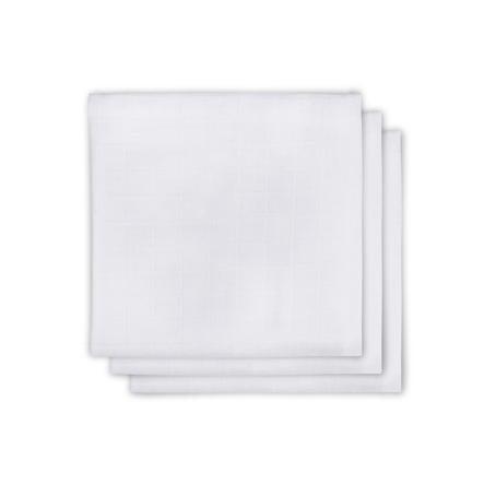 jollein Mullwindeln 3er-Pack white 70x70cm