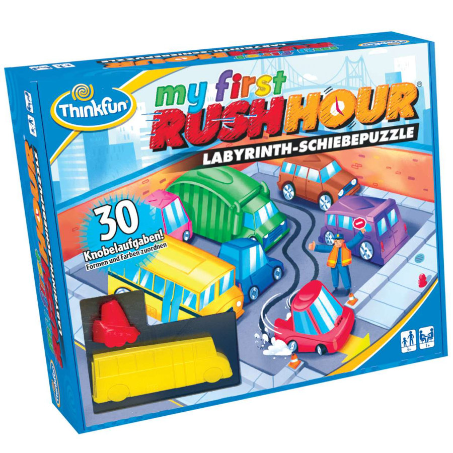 Ravensburger My first Rush Hour