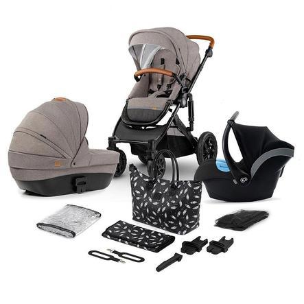 Kinderkraft Wózek Prime 2020 3 w 1 beżowy